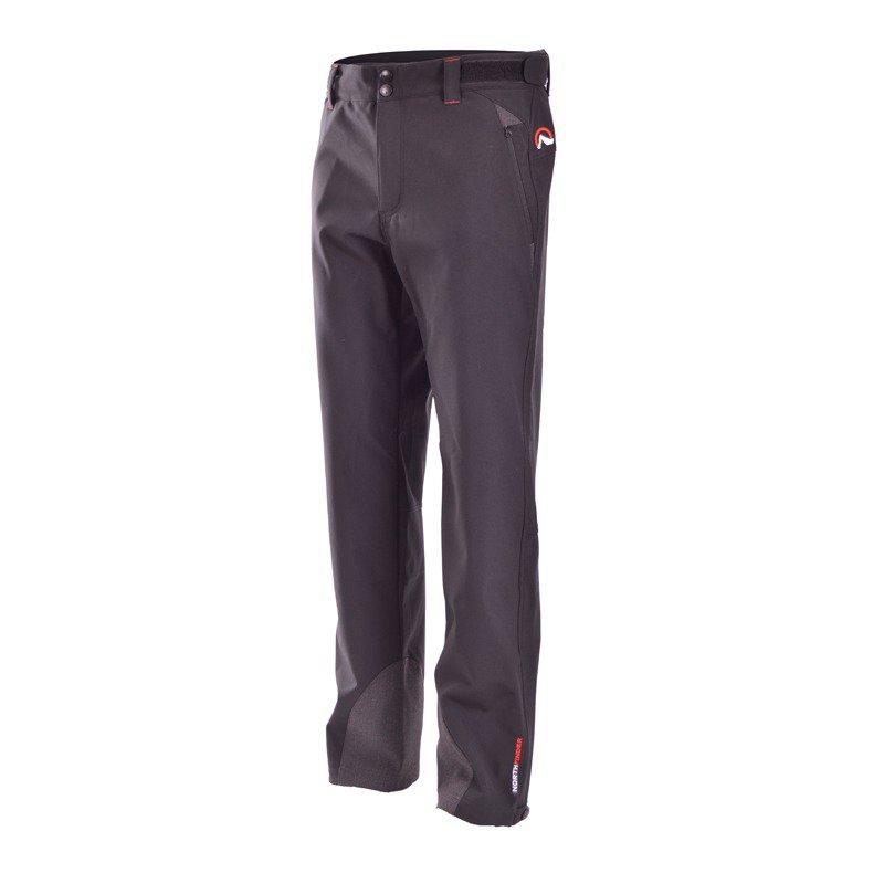 NO-3130OR pánske nohavice GRAYSON černé