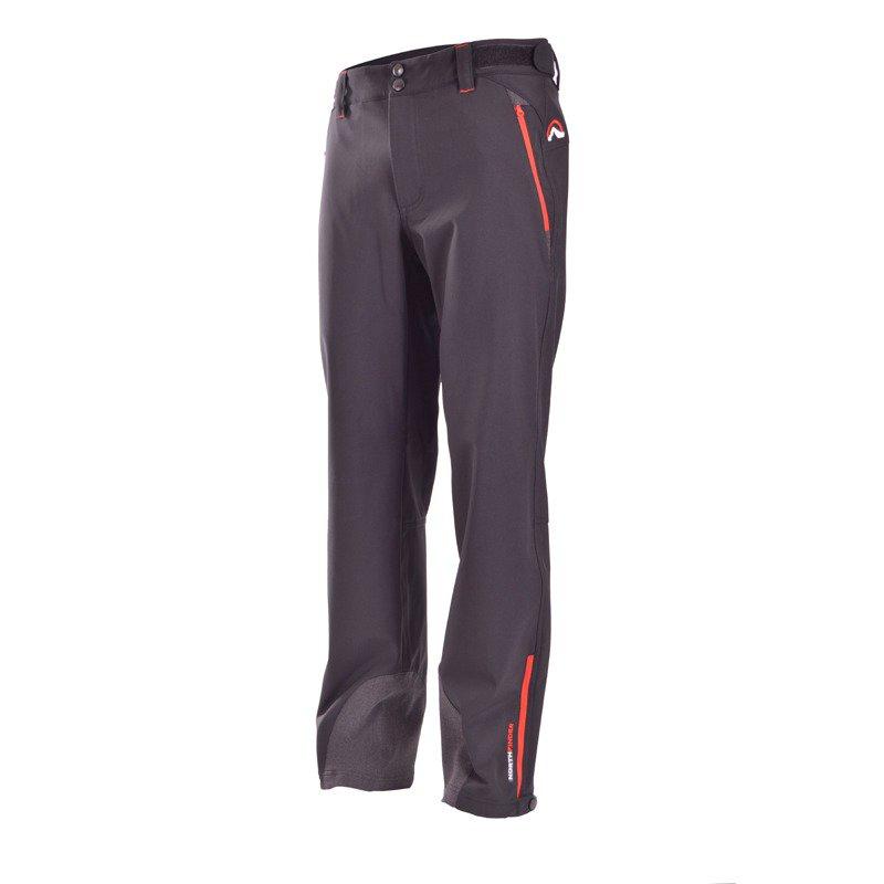 NO-3130OR pánske nohavice GRAYSON červené zipy