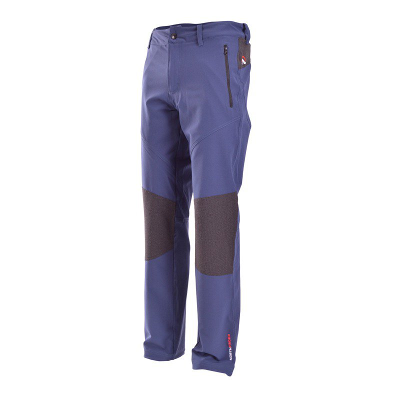 NO-3135OR pánske nohavice CHARLES modré