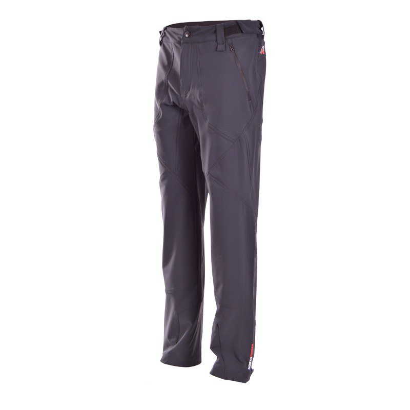 NO-3138OR pánske nohavice MARC černé