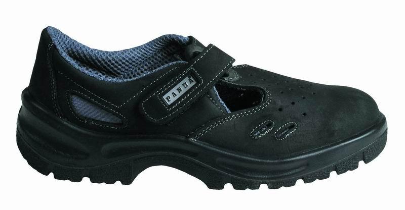Pracovní obuv panda sandál perforovaná 6119S1
