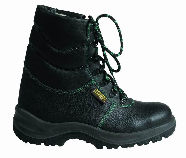 Pracovní obuv panda zimní S3 6039S3