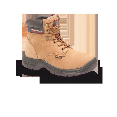 Pracovní obuv outdoorVaduz zimní 2770-01