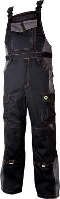 Kalhoty pracovní lacl Vision černé