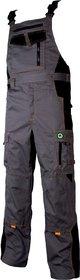 Kalhoty pracovní lacl Vision šedé