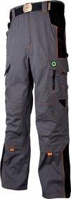 Kalhoty pracovní pas Vision šedé